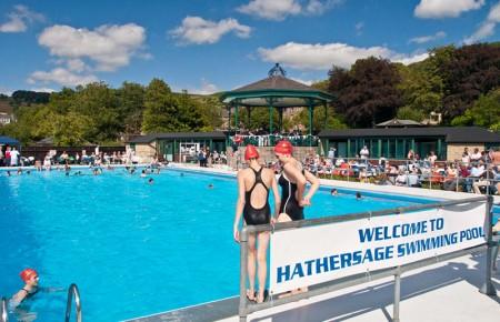 Hathersage swimming pool hathersage swimming pool best - Hathersage open air swimming pool ...