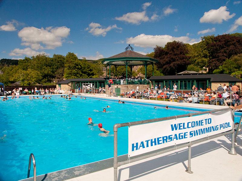 Hathersage Swimming Pool Hathersage Swimming Pool 75th Anniversary 54 Hathersage Swimming Pool